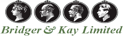 Bridger & Kay Commonwealth Stamp Dealers